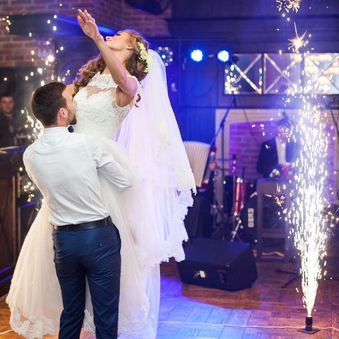 Effetti speciali matrimonio