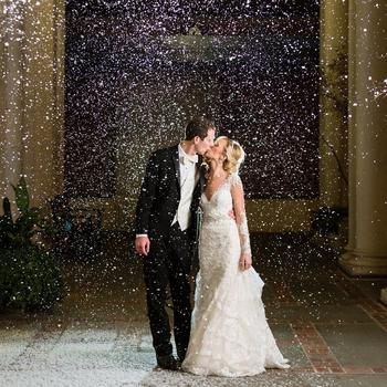 Effetti speciali matrimonio Roma