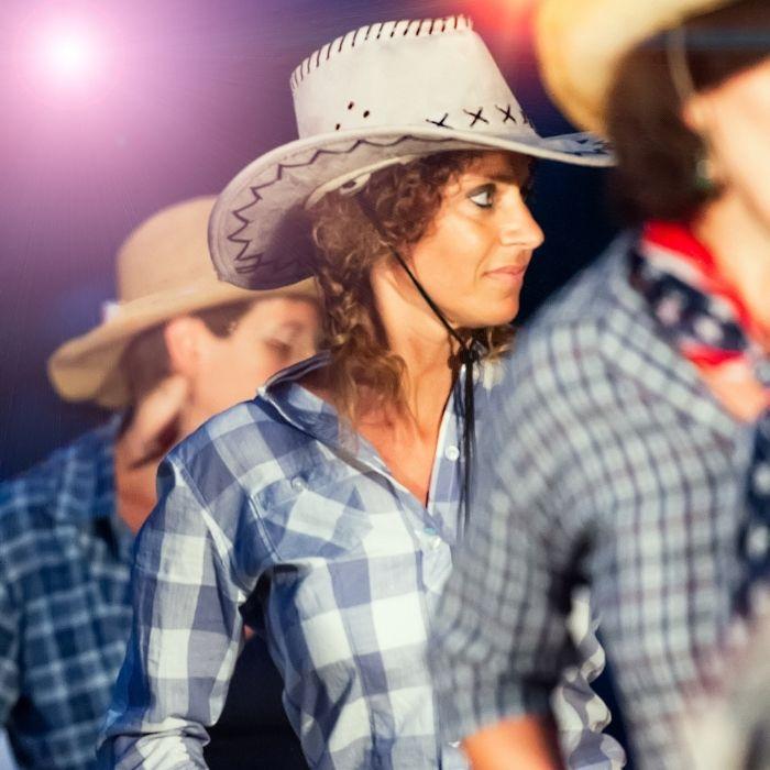 Balli di gruppo country matrimonio