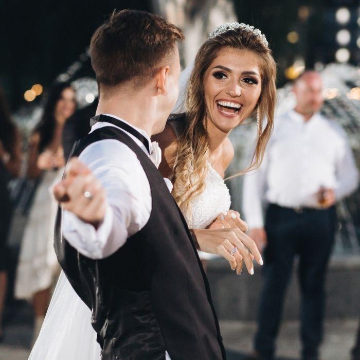 Salsa e balli di gruppo matrimonio