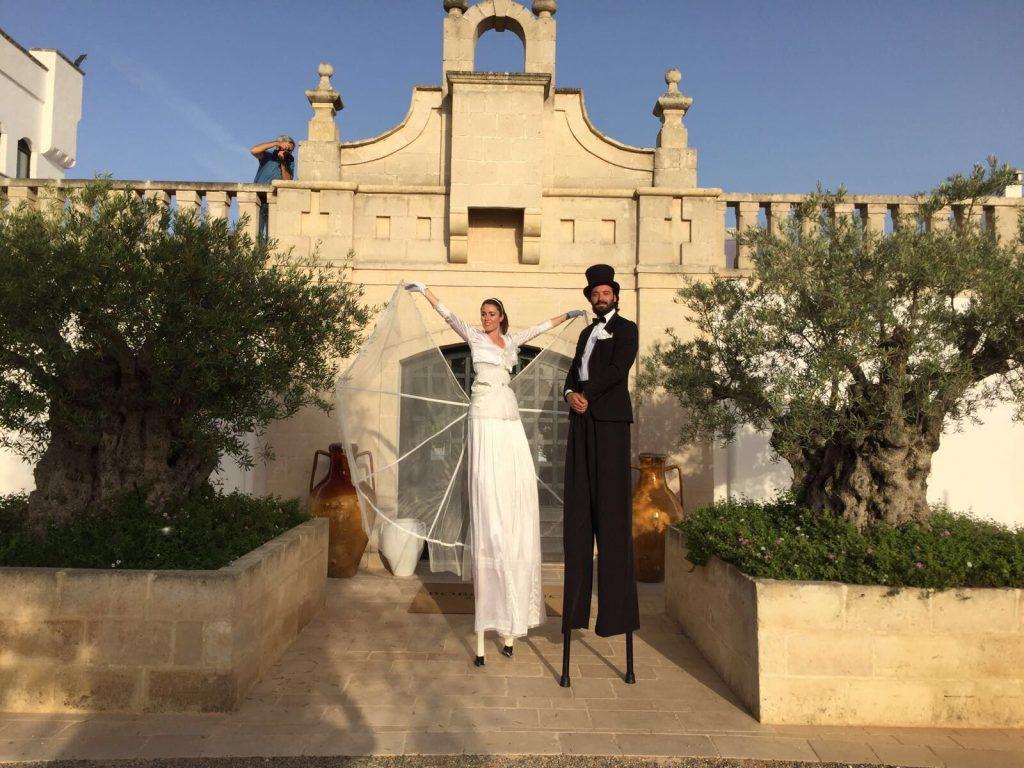 Offerta Matrimonio - Trampoliere